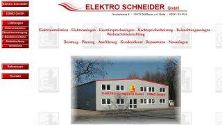 Elektro-Schneider